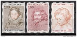 Du N° 1098 Au N° 1100 - X X - ( E 210 ) - - Unused Stamps