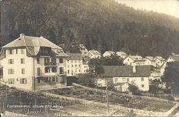 FONTAINEMELON - Suisse - Altitude 870 M - Un Quartier ( état ) - NE Neuchâtel