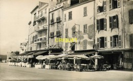 83 St Tropez, Les Quais, Café-Restaurant L'Escale - Saint-Tropez