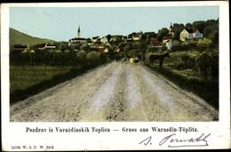 Cp Varazdinske Toplice Warasdin Töplitz, Panorama - Kroatien