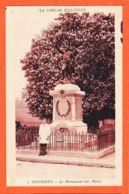 X23051 CHENIERS 23-Creuse Le Monument Aux MORTS 1930s Phototypie APA POUX 2 - France