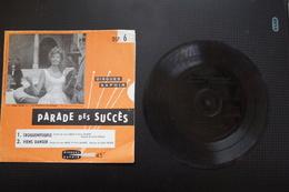 PARADE DES SUCCES GILBERT BECAUD RARE DISQUE SOUPLE 19? JAZZ EASY LISTENING - Special Formats