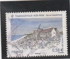 France 2011 VARENGEVILLE OBLITERE YT 4562 - - Frankreich