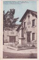 81. ARFONS. La Mairie Et Le Monument Aux Morts - Altri Comuni