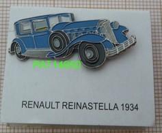 RENAULT REINASTELLA De 1934 - Renault