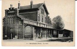Nord BOUCHAIN La Gare - Bouchain