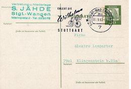 ALEMANIA / GERMANY  CARTON 1961 MICHEL DE 350 - [7] Repubblica Federale