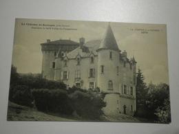 48 Près Auroux, Le Chateau De Soulages Dominant La Belle Vallée Du Chapeauroux (10435) - France
