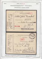 Belgique 1940 Stalag XIII A- Kriegsgefangenenpost-Postkarte- Imp. Dupireux-Dinant-Namur..... (VG) DC5325 - WW II