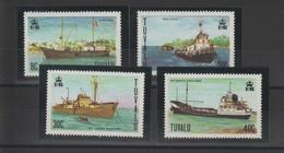 Tuvalu 1978 Bateaux 63-66 4 Val ** MNH - Tuvalu