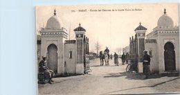 AFRIQUE - MAROC -- RABAT -  Entrée Des Casernes De La Garde Noire Du Sultan - Rabat
