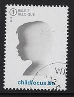 Child Focus - Oblitérés