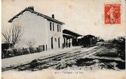 Bouches Du Rhône MARTIGUES La Gare (Vue Intérieure) - Martigues