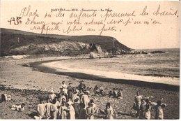 FR66 BANYULS SUR MER - Sanatorium - La Plage - Enfants - Animée - Belle - Banyuls Sur Mer