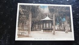 SIDI-BEL-ABBES - Au Jardin Public ( Le Chalet) - Sidi-bel-Abbès