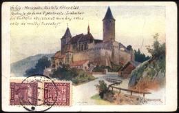 1931 CHESKOSLOVENSKO Karel Liebscher Painting - Tchéquie