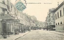 SAINT GERMAIN EN LAYE - Rue De Paris, Hôtel De L'ange Gardien. - St. Germain En Laye