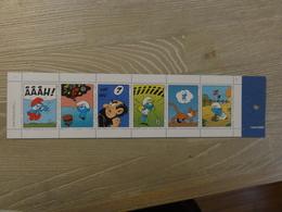 Schtroumpf Carnet Stamp - Fictifs