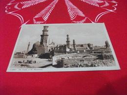 CAIRO CAIRE LES TOMBEAUX DES MAMELOUKS TOMBA TOMBS EGITTO - Cairo