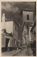 Tarjeta Postal. España. Granada. Albaicín. Una Calle Tipica. Estado Medio. - Granada