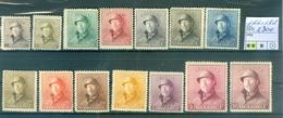 165-178 Xx Côte 2300.00€ - 1919-1920 Behelmter König
