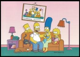 Spain 2019 España / Television Cartoons The Simpsons MNH Dibujos Animados De Televisión Los Simpsons / Cu15406  40-55 - Arte