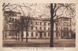CPA - Oullins - Petit Séminaire Notre Dame De L'Argentière - Oullins