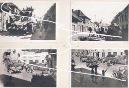 Septembre 1944. Libération De Mettet. Repros - 1939-45