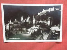 Austria > Salzburg  Night View    Ref 3788 - Autriche