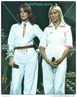 ABBA - 0007 - Glossy Photo 8 X 10 Inches - Beroemde Personen