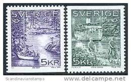 Zweden 1995 Nordenzegels Serie PF-MNH - Sweden