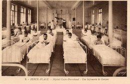 59 BERCK-PLAGE -- Hôpital Cazin-Perrochaud - Une Infirmerie De Garçons ;édit:Gaby ? - Berck