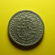Portuguese Cabo Verde 50 Centavos 1949 - Portugal