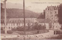 PYRENEES ATLANTIQUES -C.C.60 - BETHARRAM - Sacré Coeur Et Collège ( - Petite Animation - écrite ) - Lestelle-Bétharram