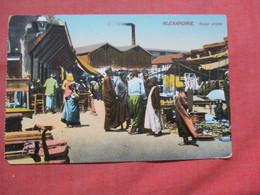 Egypt > Alexandria    Bazar Arabe    Ref 3788 - Alexandrie