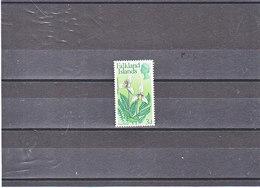 FALKLANDS 1968 FLEURS Yvert 163 NEUF* * MNH - Islas Malvinas