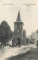 St Paul De Salers  Eglise Baudet - Frankreich