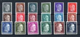 B63 Occupation Allemande Timbres ** - 1939-44: 2ème Guerre Mondiale