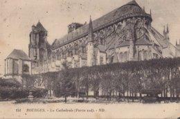 CP De 1924 - Bourges