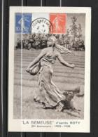 1938 - Journée Du Timbre - PARIS - ....-1949