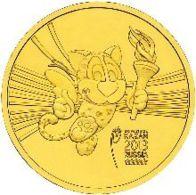 Russia, USSR. 10 Rubles. Universiade Mascot. UNC. 2013 - Rusland