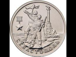 Russia, USSR. 2 Rubles. Hero Town Of Sevastopol. UNC. 2017 - Rusland