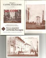 Castelmaggiore, Cofanetto Di 12 Cartoline Edito In Occasione Dell'apertura Della Filiale Della Banca Popolare E. R. - Bologna