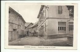Savoie, EPIERRE, Centre Village , Poste,  Tous Frais 1,20 En + - Autres Communes