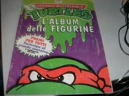 3 ALBUM FIGURINE TURTLES 1993 - Panini