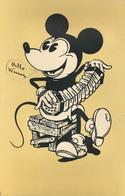 Micky Maus Quietsch-Karte I-II - Disney
