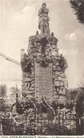 COUR St MAURICE - 25 - Doubs - Le Monument Aux Morts - Otros Municipios