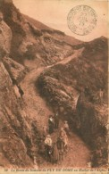 Sommet Du Puy De Dome , Montagne  (tramway Petit Train) Observatoire , * LC 379 70 - France