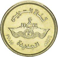 "Egypt 50 Piastres 2015 ""New Branch Of The Suez Canal"" AU-UNC - Egipto"