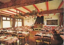 22 - SAINT GILLES VIEUX MARCHE - Hôtel Restaurant De La Vallée - La Salle à Manger - Saint-Gilles-Vieux-Marché